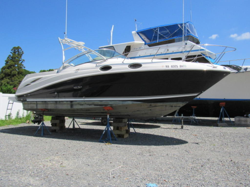 2006 Sea Ray boat for sale, model of the boat is 270 Amberjack & Image # 1 of 48
