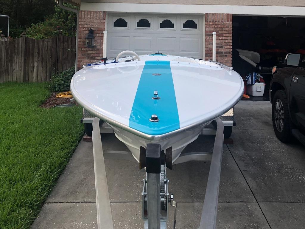 1988 Donzi boat for sale, model of the boat is 18 2   3 & Image # 2 of 9