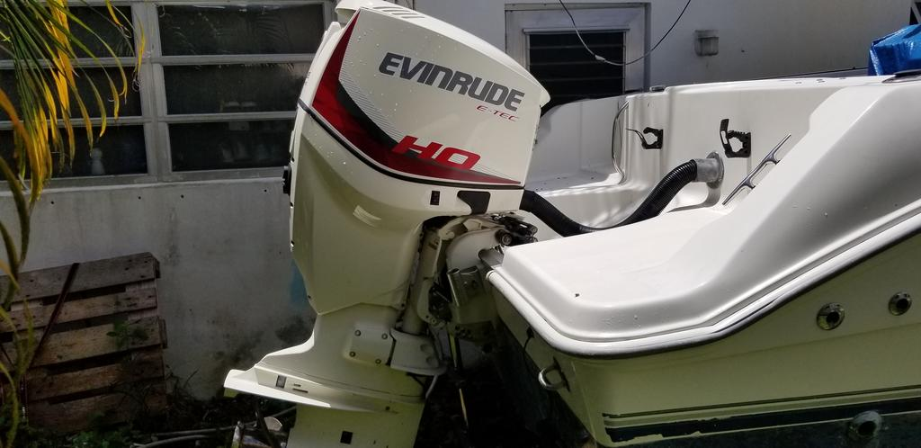 2001 Aquasport boat for sale, model of the boat is 205 Osprey & Image # 9 of 10