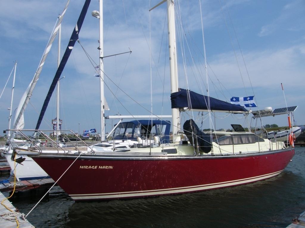 For Sale: 1997 Custom Bruce Roiberts 434 Ds 43ft<br/>Joel Dionne Yachts