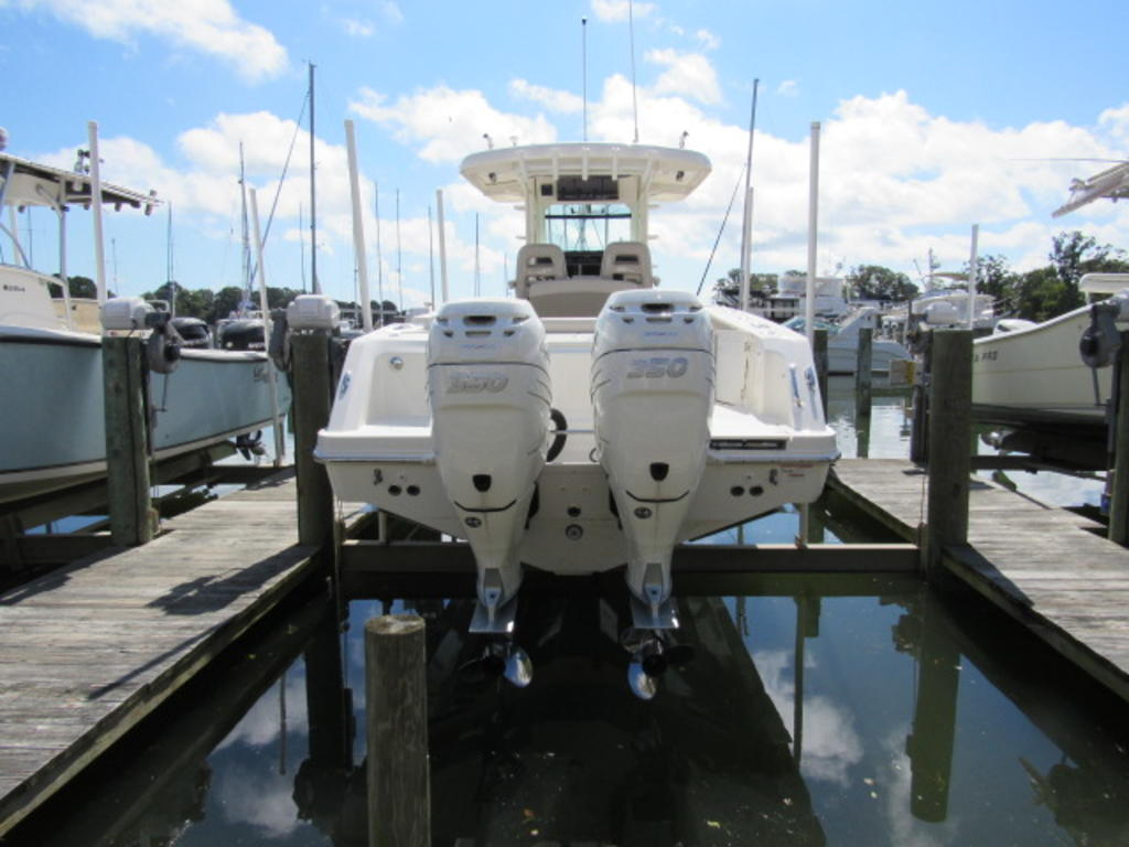 2019 Boston Whaler boat for sale, model of the boat is 330 Outrage & Image # 4 of 27