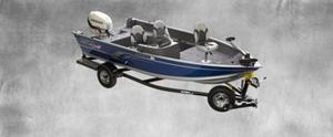 2016 ALUMACRAFT COMPETITOR 165 LE for sale