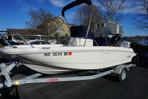 2014 BOSTON WHALER 170 DAUNTLESS for sale
