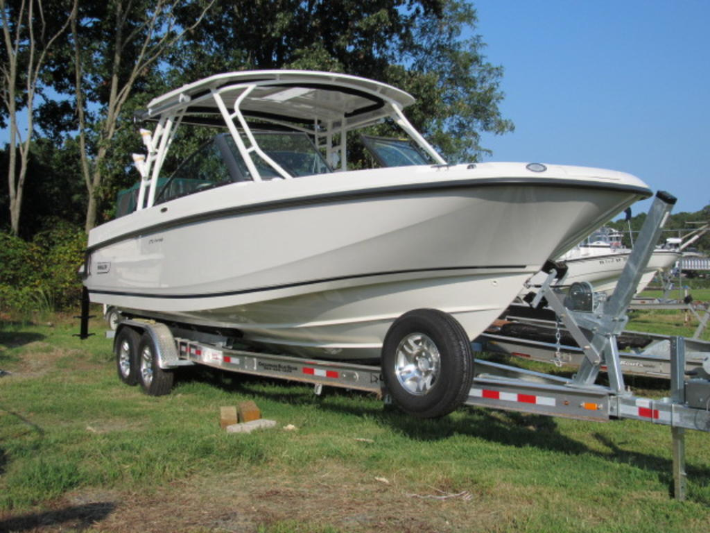 2019 Boston Whaler boat for sale, model of the boat is 270 Vantage & Image # 2 of 22