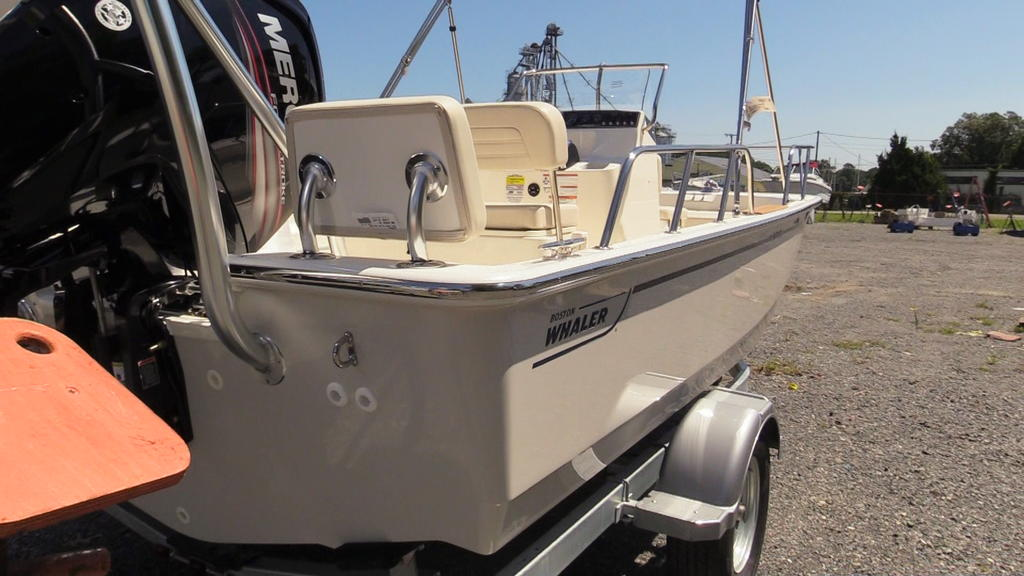 2019 Boston Whaler boat for sale, model of the boat is 170 Montauk & Image # 6 of 24