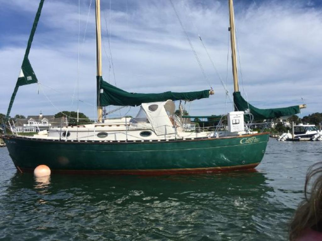 1988 Nimble boat for sale, model of the boat is 30 & Image # 1 of 9