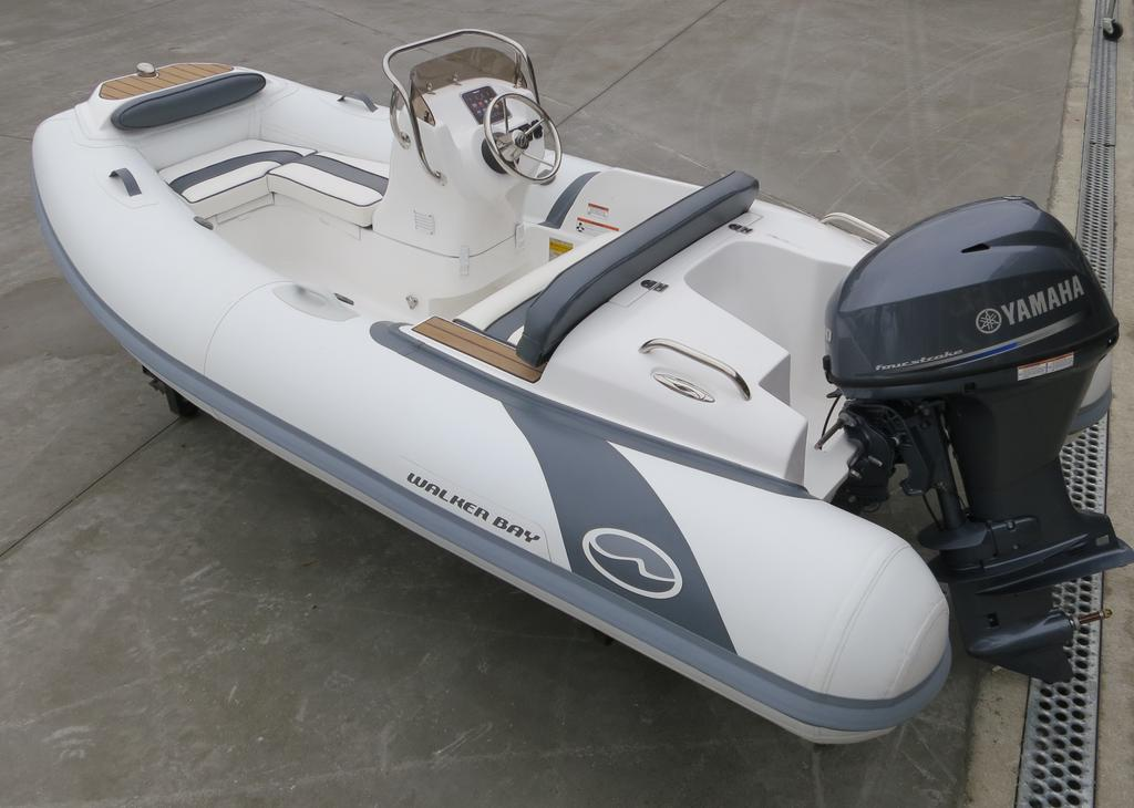 2018 Walker Bay boat for sale, model of the boat is Generation 360 Deluxe & Image # 10 of 10