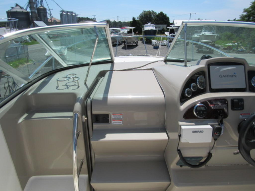 2006 Sea Ray boat for sale, model of the boat is 270 Amberjack & Image # 16 of 48