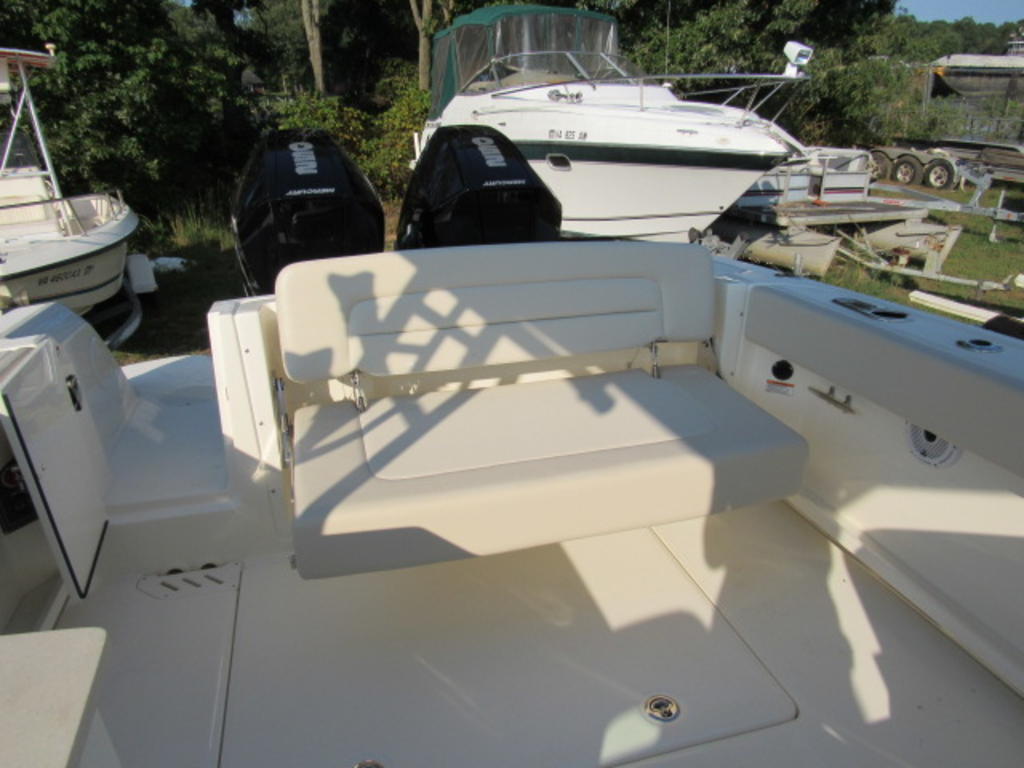 2019 Boston Whaler boat for sale, model of the boat is 270 Vantage & Image # 16 of 22
