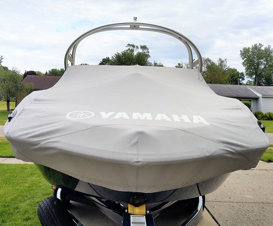 2014 Yamaha boat for sale, model of the boat is 242 Limited S & Image # 43 of 46