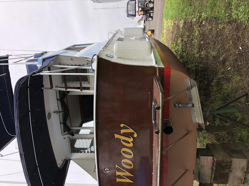 1969 Pacemaker boat for sale, model of the boat is Flybridge & Image # 10 of 26