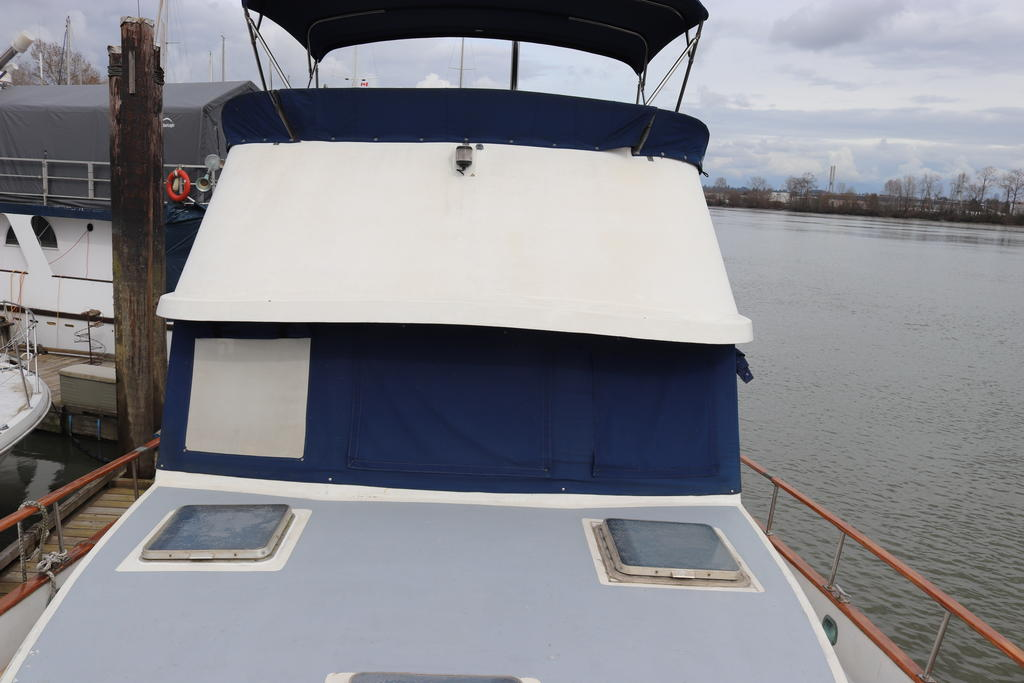 1981 Sea Ranger boat for sale, model of the boat is Pilot House & Image # 13 of 24