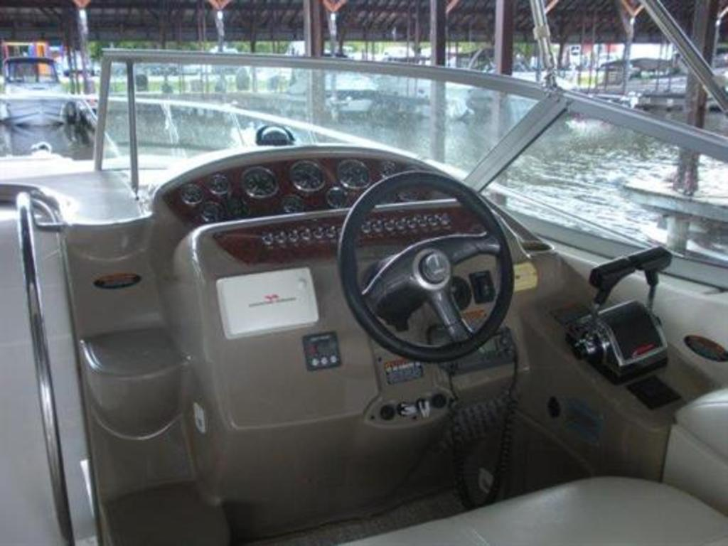 2002 Maxum boat for sale, model of the boat is SCR310 & Image # 7 of 8