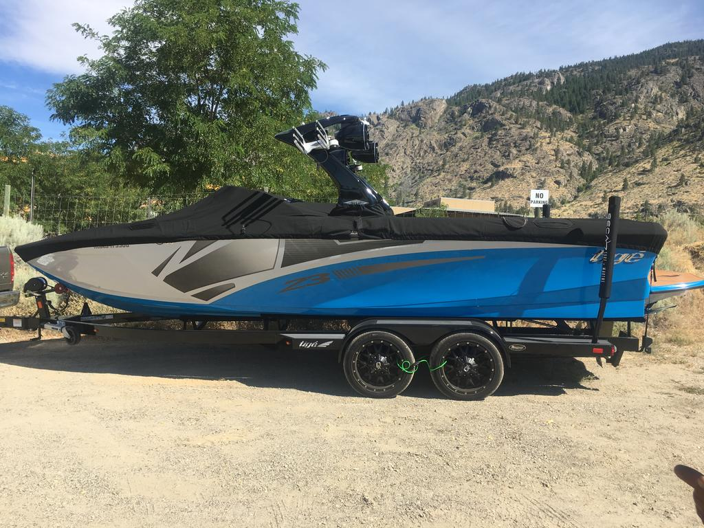 2016 Tige boat for sale, model of the boat is Z3 & Image # 3 of 6
