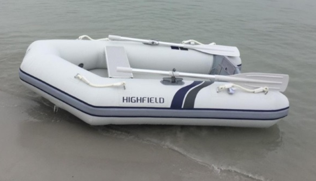 For Sale: 2018 Highfield Roll Up 230 7ft<br/>Co2 Inflatable Boats - Oakville