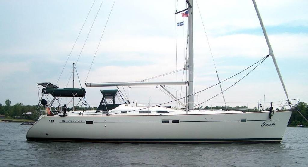 For Sale: 2001 Beneteau Oceanis 47ft<br/>Joel Dionne Yachts