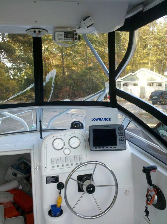 2005 Pro-Line boat for sale, model of the boat is 23 Walkaround & Image # 4 of 4