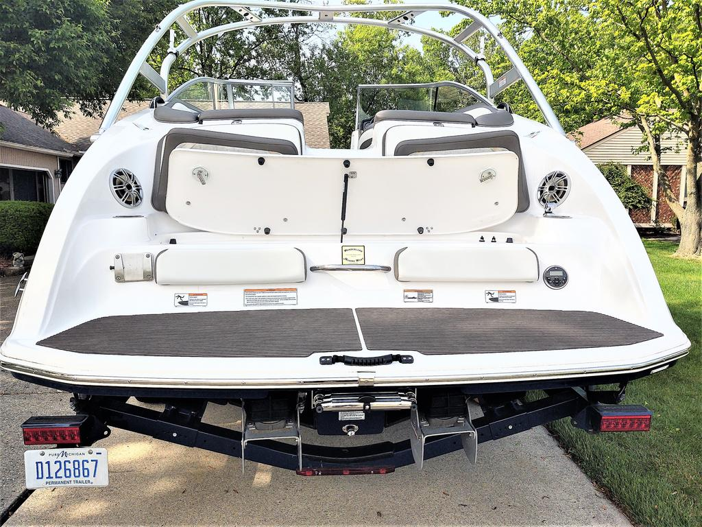 2014 Yamaha boat for sale, model of the boat is 242 Limited S & Image # 22 of 46