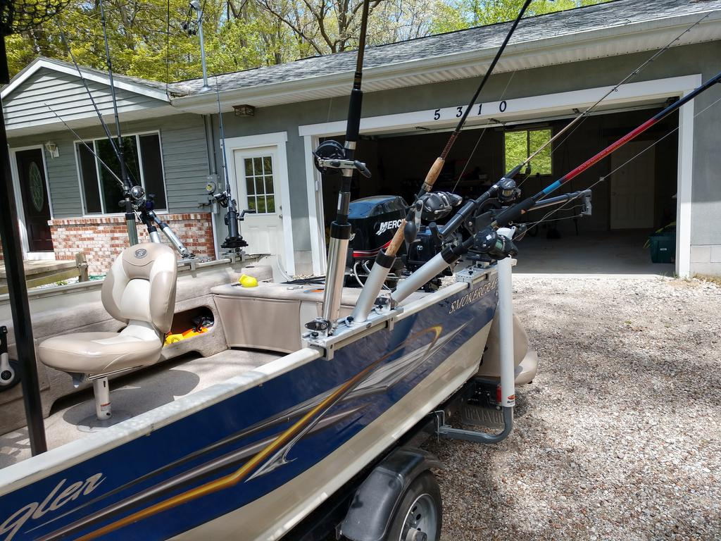 2008 Smoker Craft boat for sale, model of the boat is 161 Pro Angler & Image # 11 of 11