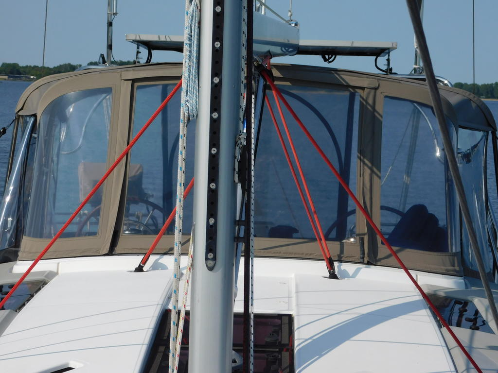 2012 Jeanneau boat for sale, model of the boat is SUN ODYSSEY 44DS & Image # 32 of 36