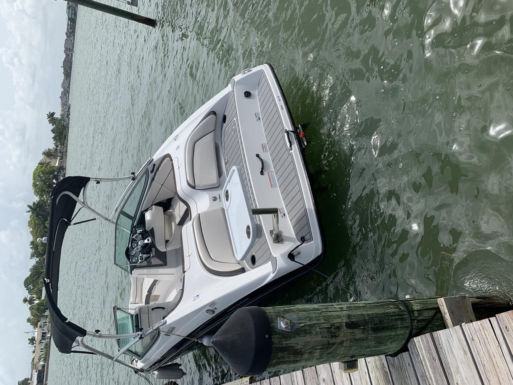 2013 Yamaha boat for sale, model of the boat is AR210 & Image # 9 of 10