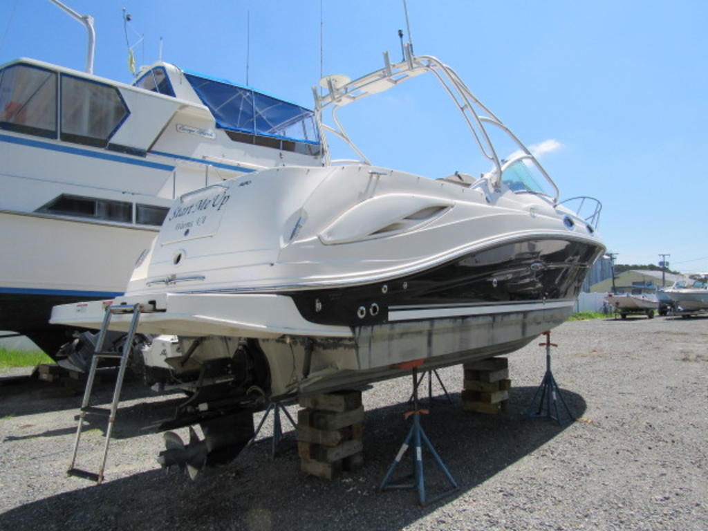 2006 Sea Ray boat for sale, model of the boat is 270 Amberjack & Image # 5 of 48