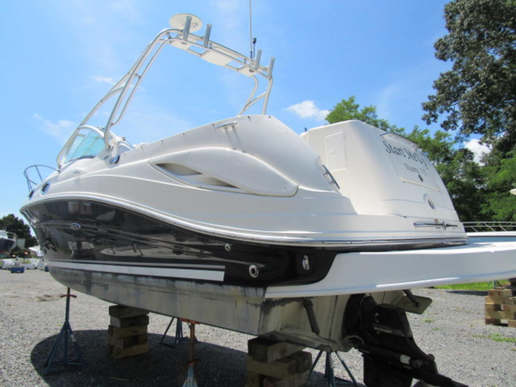 2006 Sea Ray boat for sale, model of the boat is 270 Amberjack & Image # 6 of 48