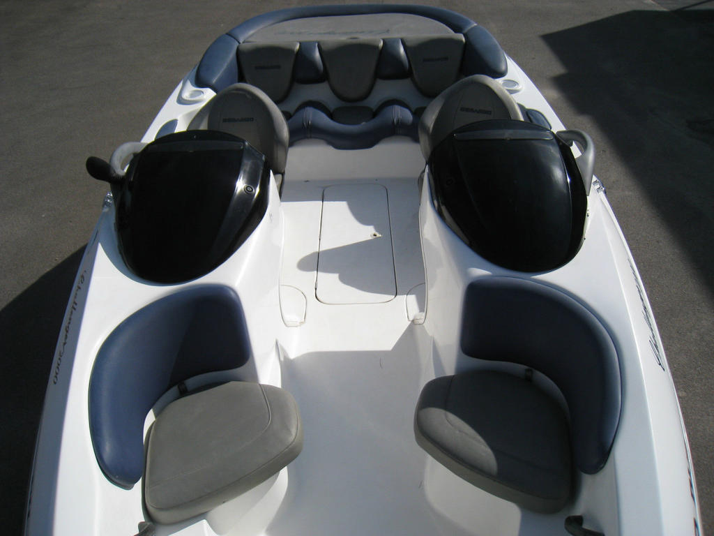 2001 Sea Doo Sportboat boat for sale, model of the boat is CHALLENGER & Image # 10 of 24