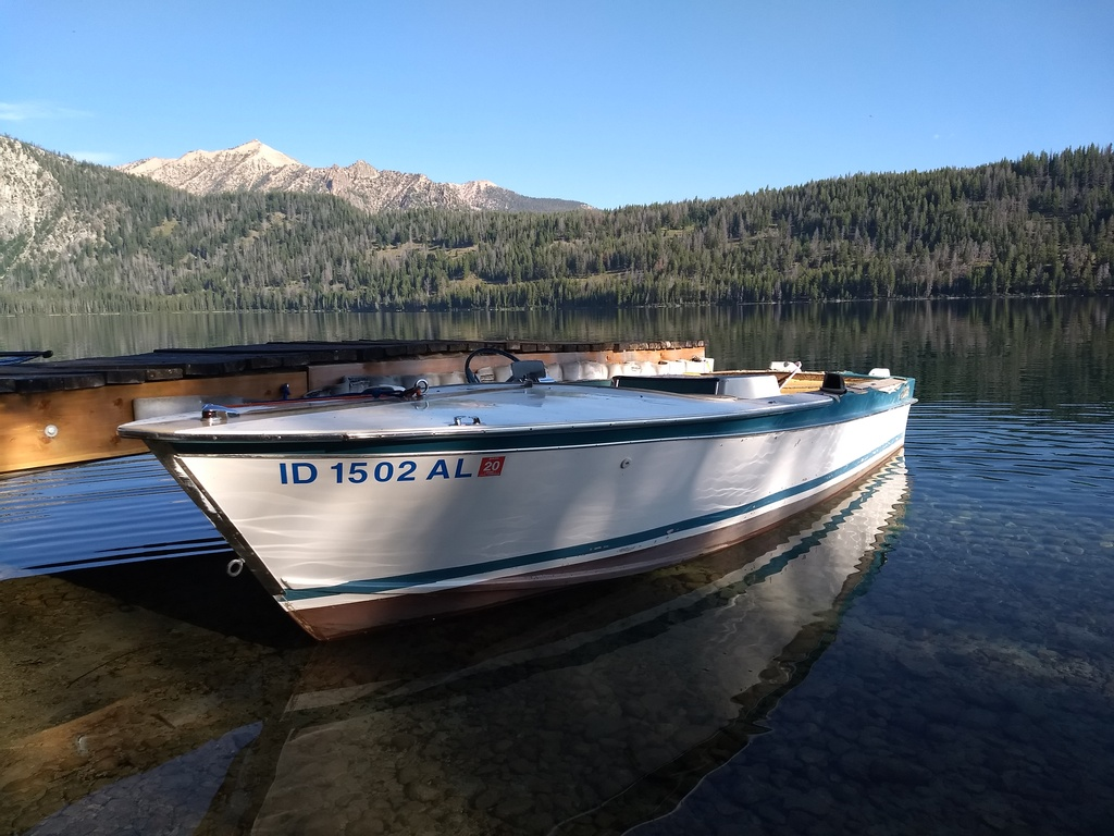 1961 Chris Craft boat for sale, model of the boat is Cavalier & Image # 4 of 9