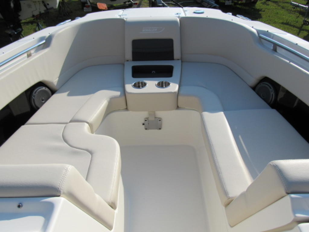 2019 Boston Whaler boat for sale, model of the boat is 270 Vantage & Image # 22 of 22