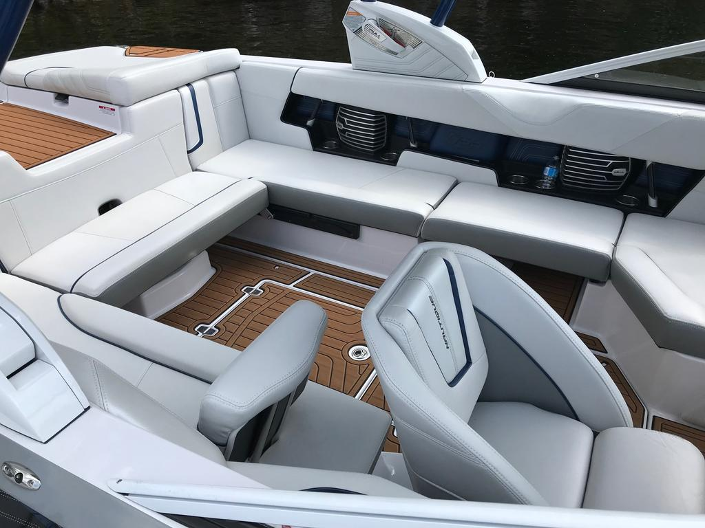 2013 Nautique boat for sale, model of the boat is Super Air Nautique G23 Team Edition & Image # 14 of 14