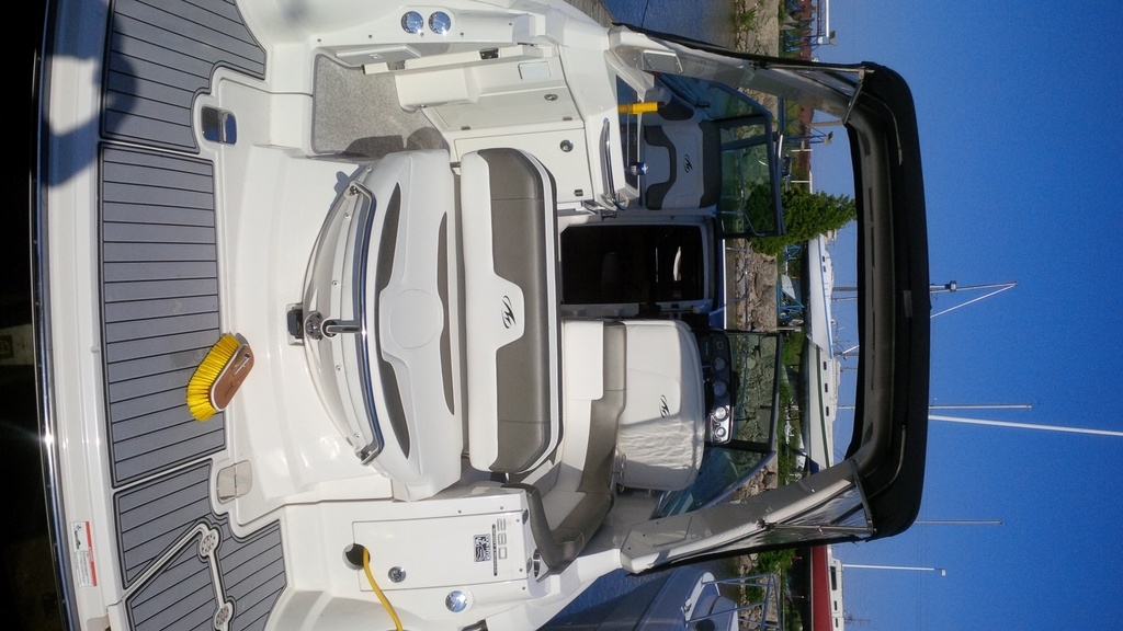 2012 Monterey boat for sale, model of the boat is 280 & Image # 4 of 5