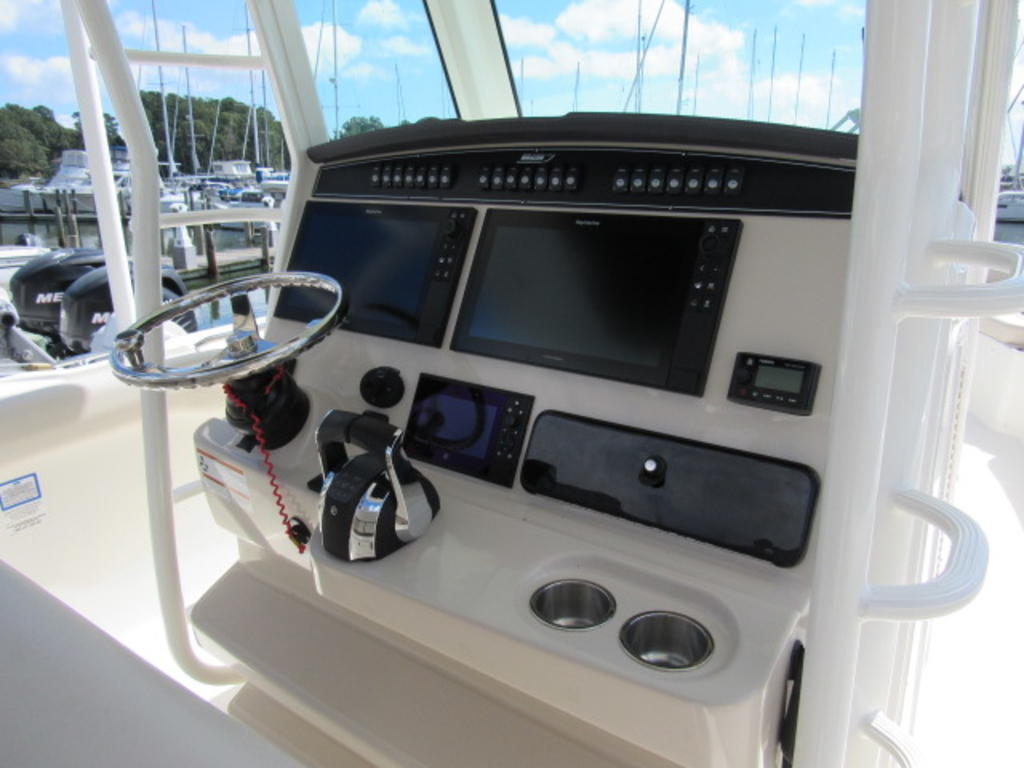 2019 Boston Whaler boat for sale, model of the boat is 330 Outrage & Image # 10 of 27