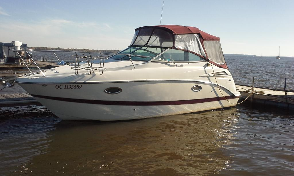 2007 Maxum boat for sale, model of the boat is 2400 se & Image # 1 of 12