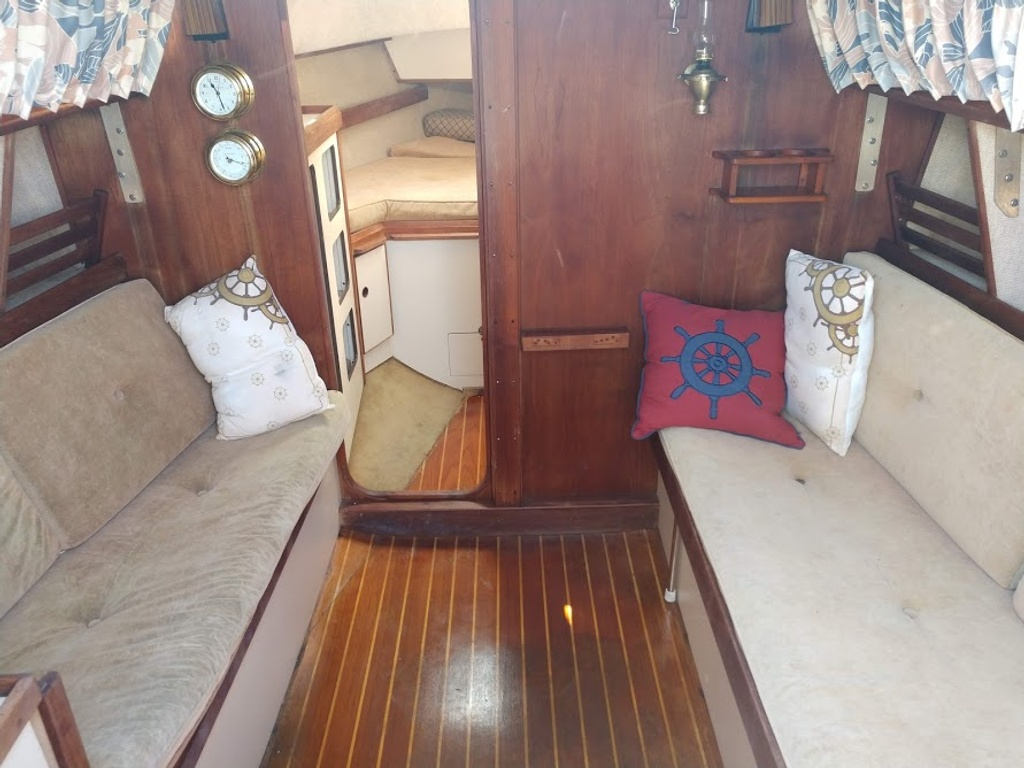 1985 S2 boat for sale, model of the boat is S2 8.6 Meter & Image # 3 of 10