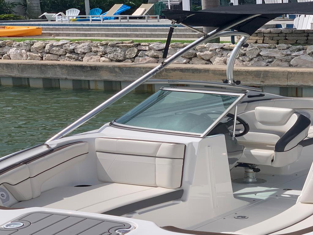 2013 Yamaha boat for sale, model of the boat is AR210 & Image # 5 of 10