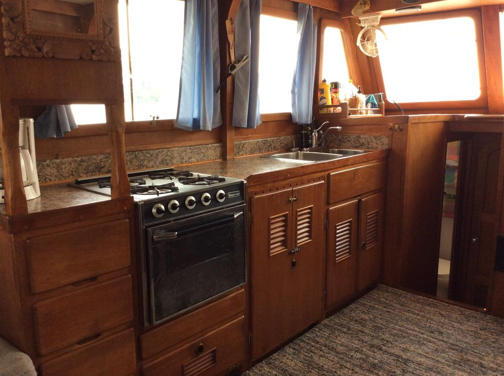 1977 Cheoy Lee boat for sale, model of the boat is Europa  & Image # 19 of 26
