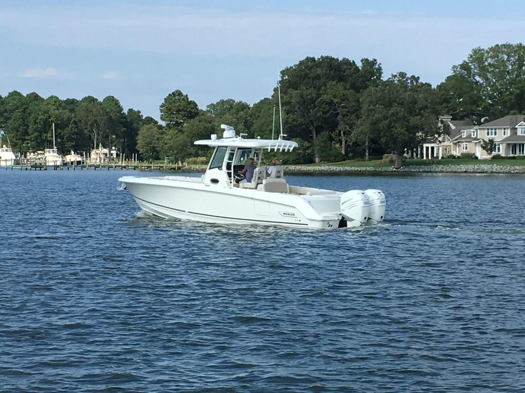 2019 Boston Whaler boat for sale, model of the boat is 330 Outrage & Image # 2 of 27