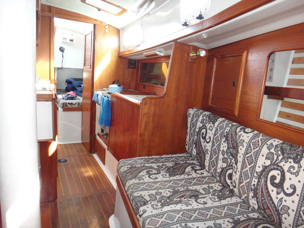 1981 Niagara boat for sale, model of the boat is 35 MkI Sloop & Image # 16 of 18
