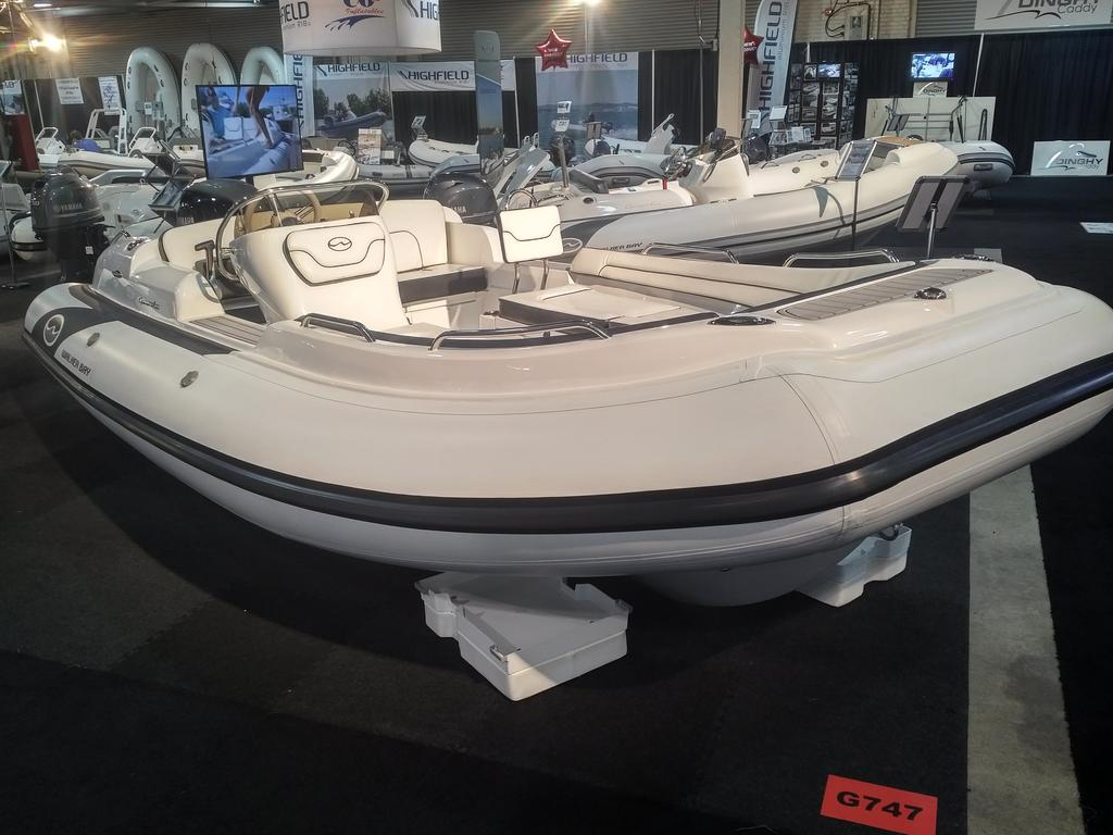 2018 Walker Bay boat for sale, model of the boat is Generation 525 & Image # 3 of 7