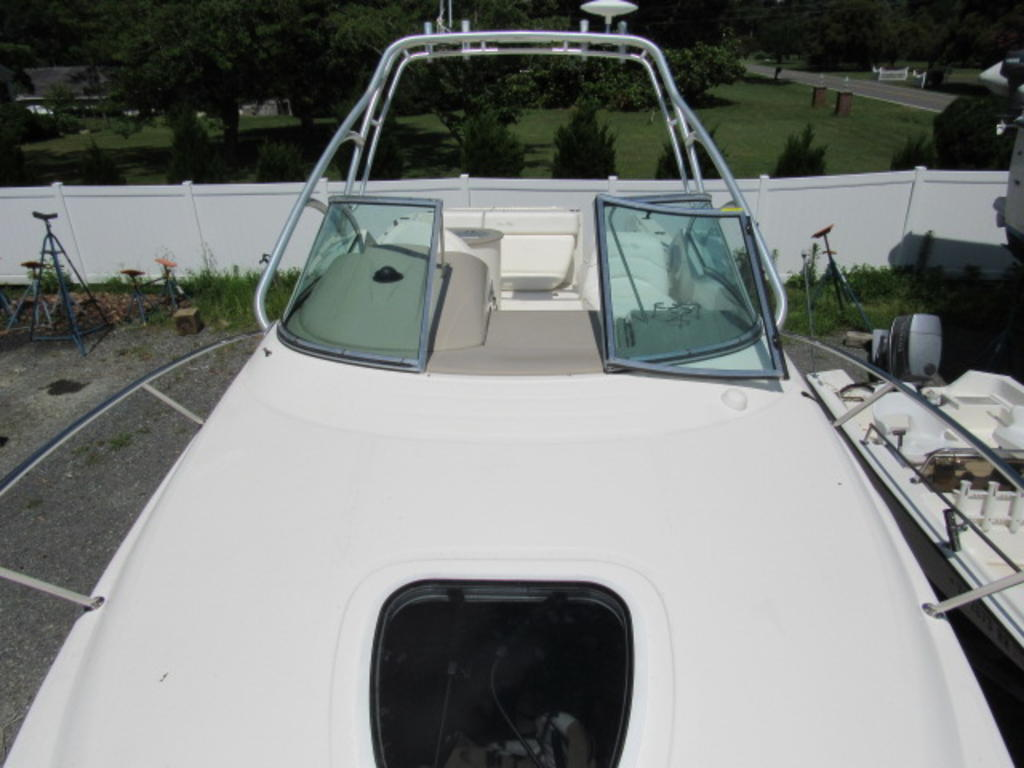 2006 Sea Ray boat for sale, model of the boat is 270 Amberjack & Image # 10 of 48