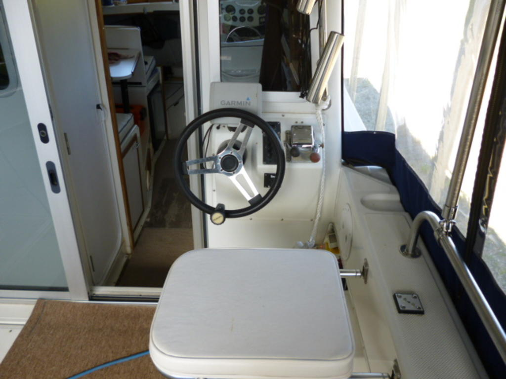 1999 Skagit Orca boat for sale, model of the boat is 27XLC & Image # 5 of 27