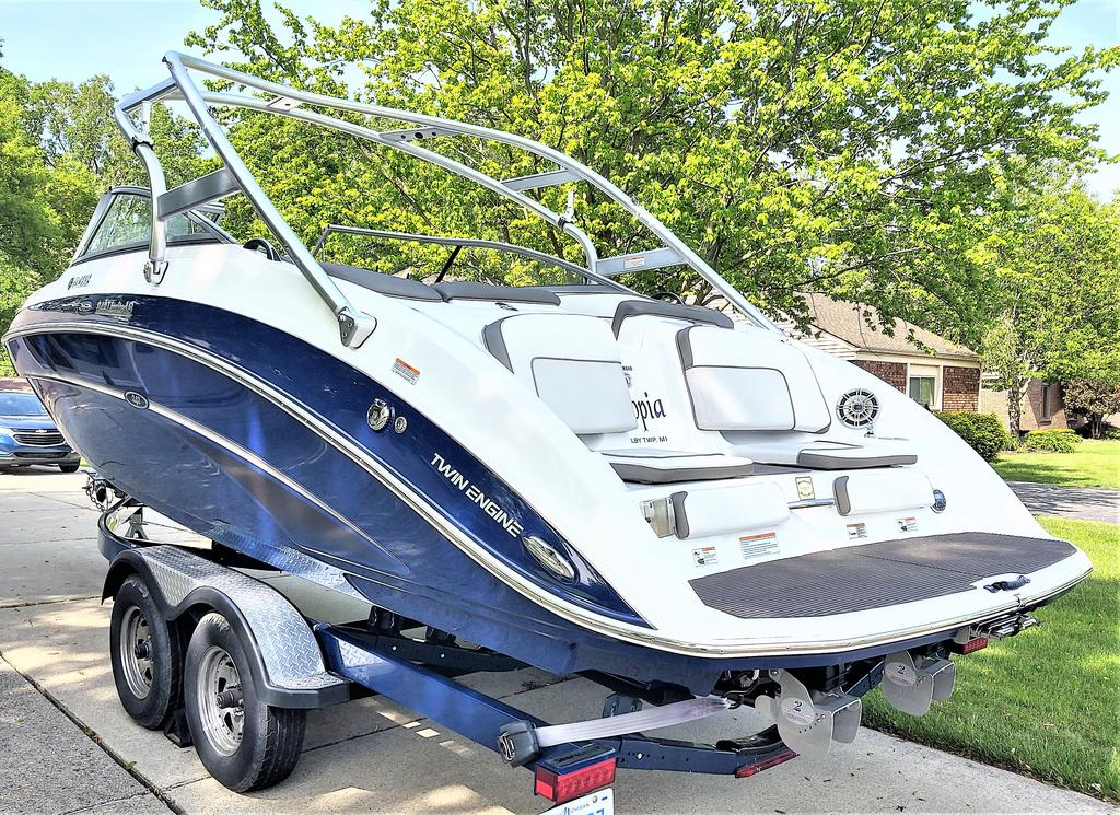2014 Yamaha boat for sale, model of the boat is 242 Limited S & Image # 2 of 46