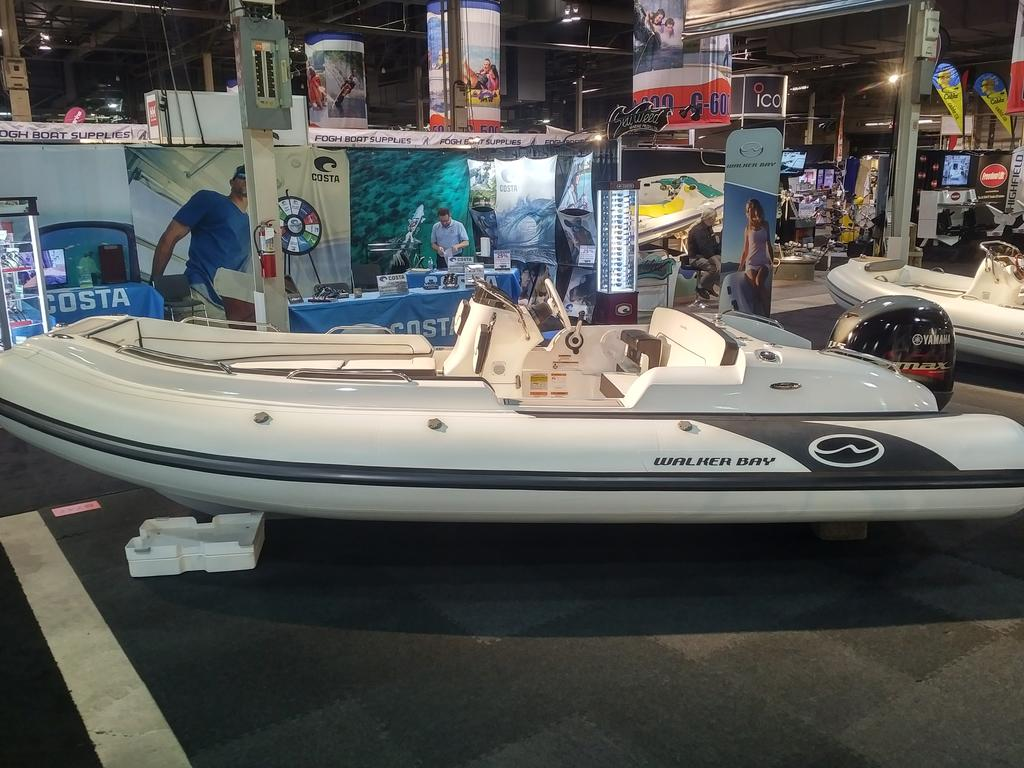 For Sale: 2018 Walker Bay Generation 525 17ft<br/>Co2 Inflatable Boats - Oakville