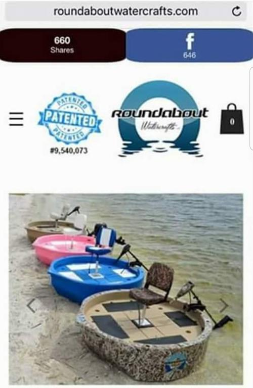 2017 Roundabout Water Craft boat for sale, model of the boat is Roundabout & Image # 4 of 6