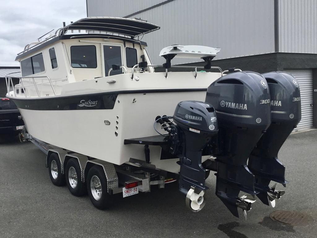 2018 Seasport boat for sale, model of the boat is COMMANDER 2800 & Image # 131 of 156