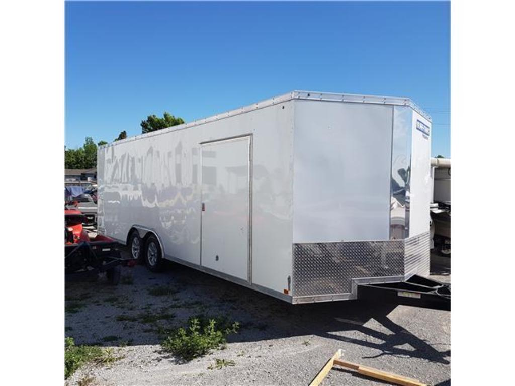 For Sale: 2016 Sure Trac Car Hauler 24ft<br/>Leatherdale Marine