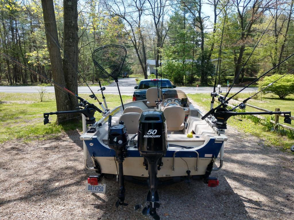 2008 Smoker Craft boat for sale, model of the boat is 161 Pro Angler & Image # 10 of 11