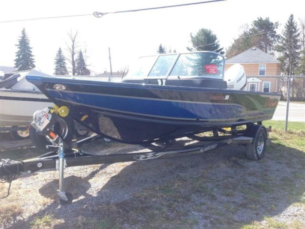 2015 Alumacraft boat for sale, model of the boat is Dominator 185 LE & Image # 12 of 12