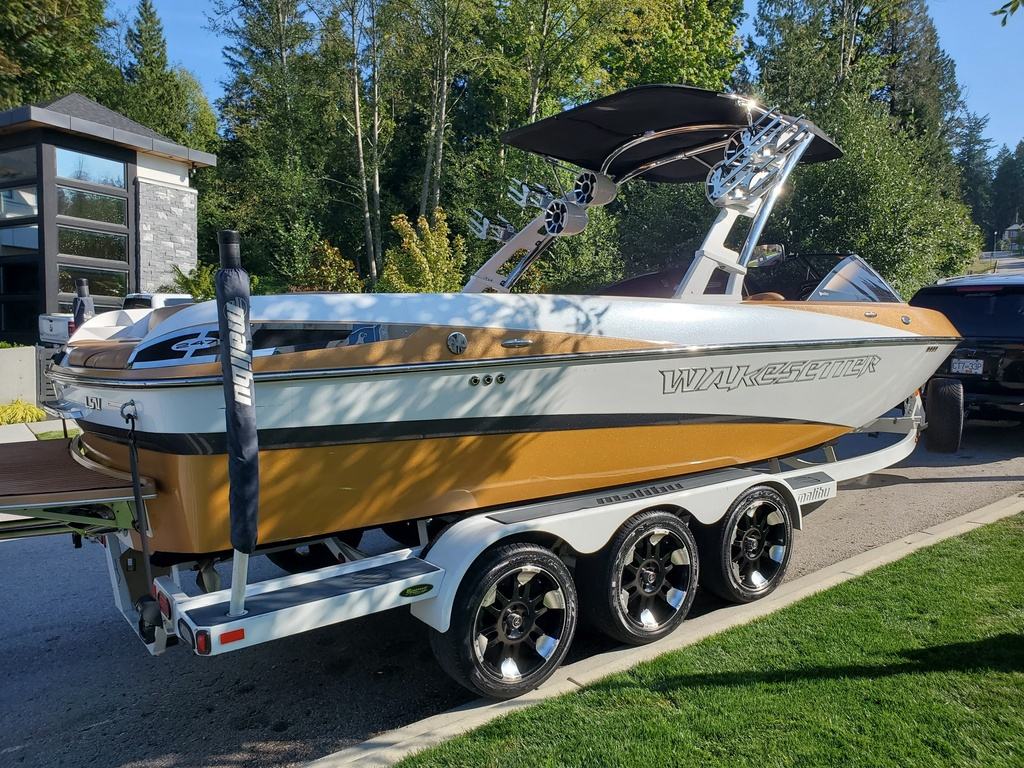 2011 Malibu boat for sale, model of the boat is Wakesetter 247 LSV & Image # 20 of 20